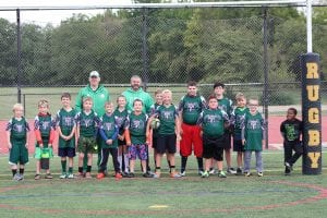 Youth Rugby in St Charles & St Louis