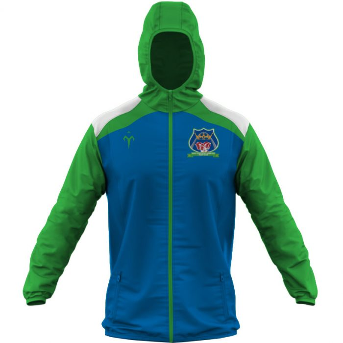 St Louis Royal Ramblers Rugby Warm Up Jacket